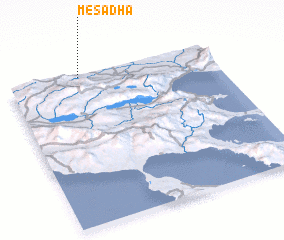 3d view of Mesádha