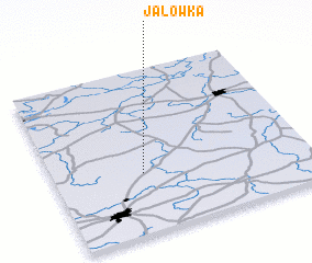 3d view of Jałówka