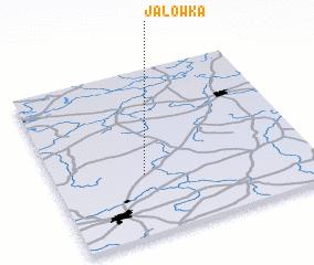 3d view of Jałówka
