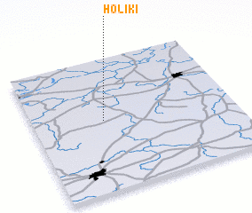3d view of Holiki