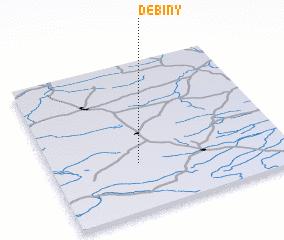 3d view of Dębiny