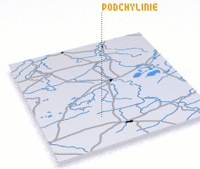 3d view of Podchylinie