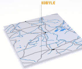 3d view of Kobyle
