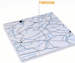 3d view of Tūbiškiai