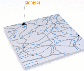 3d view of Giedriai
