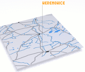 3d view of Weremowice