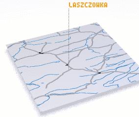 3d view of Łaszczówka