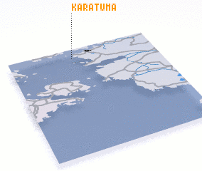 3d view of Karatuma