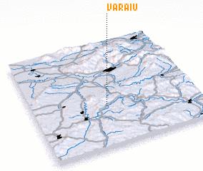 3d view of Văraiu
