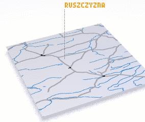3d view of Ruszczyzna