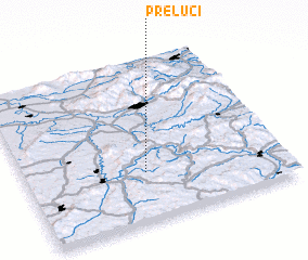 3d view of Preluci
