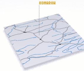 3d view of Komarów