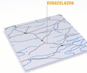 3d view of Ruda Żelazna