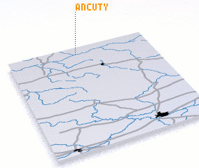 3d view of Ancuty