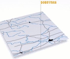 3d view of Dobrynka