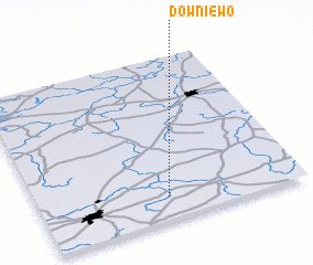 3d view of Downiewo