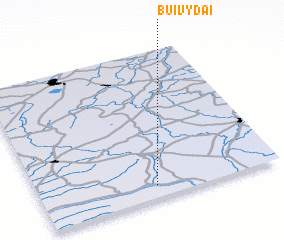 3d view of Buivydai