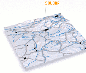 3d view of Solona