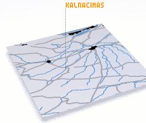 3d view of (( Kalnačimas ))