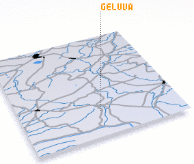 3d view of Gėluva