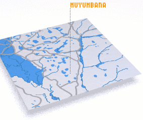 3d view of Muyumbana