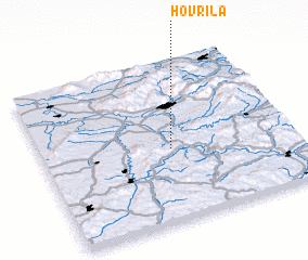 3d view of Hovrila