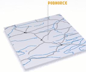 3d view of Podhorce