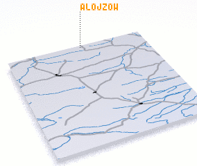 3d view of Alojzów