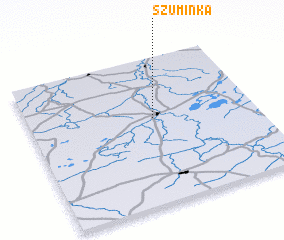 3d view of Szuminka