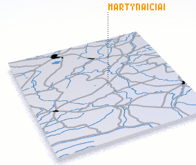 3d view of Martynaičiai