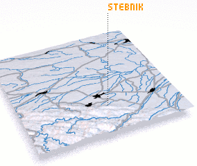 3d view of Stebnik