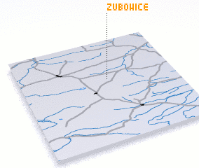 3d view of Zubowice