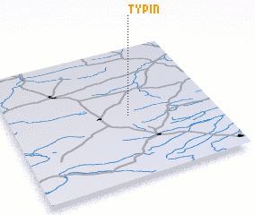 3d view of Typin