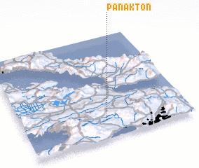 3d view of Pánakton