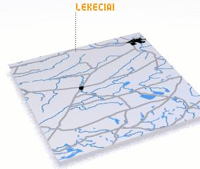 3d view of Lekėčiai