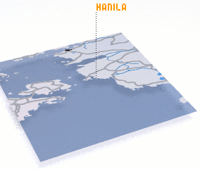3d view of Hanila