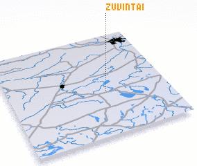 3d view of Žuvintai