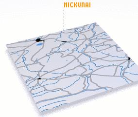 3d view of Mickūnai