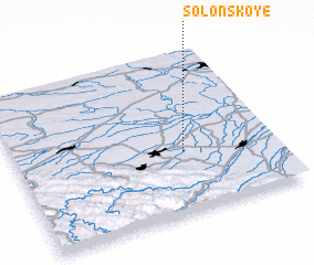 3d view of Solonskoye