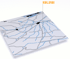 3d view of Kalviai