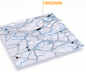 3d view of Chiuzbaia