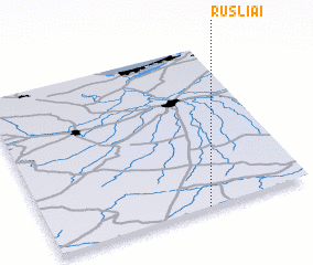 3d view of Rusliai