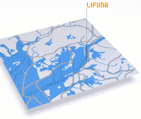 3d view of Lifuna