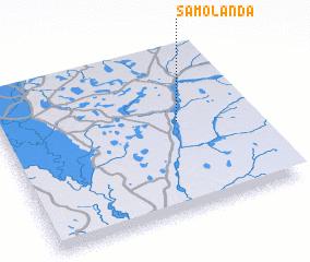 3d view of Samolanda