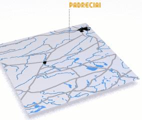 3d view of Padrečiai