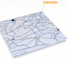 3d view of Norkūnai