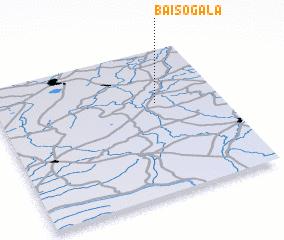 3d view of Baisogala