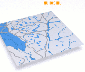 3d view of Mukosiku