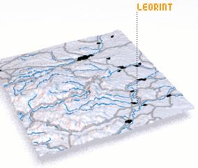 3d view of Leorinţ