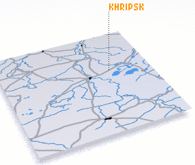 3d view of Khripsk